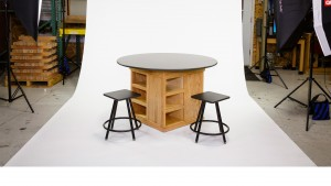 Classroom art tables by Pepco